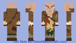 "Bernard ""Talar"" Dukat Minecraft Skin"