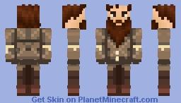 Slavic Beardy Man