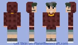 Re-make for the Mc Hub Minecraft Skin