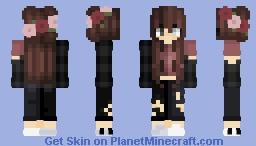 Continuity Minecraft Skin