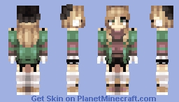 December - It's that time again Minecraft Skin