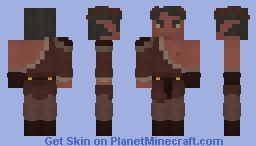 Inferis [LotC] Minecraft Skin