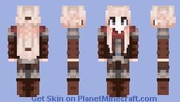 Scandinavian Wanderer Minecraft Skin