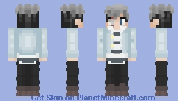 yup, i'm bored Minecraft Skin