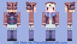 Fantastic voyage Minecraft Skin