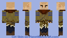 Gaunter O'Dimm Minecraft Skin