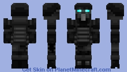 H.O.G.S. Trooper Minecraft Skin