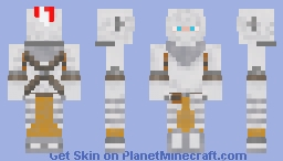 Late Century Knight Minecraft Skin