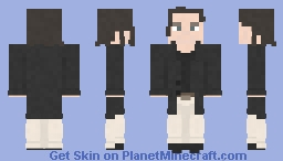 Johnny | The Room | 2003 Minecraft Skin