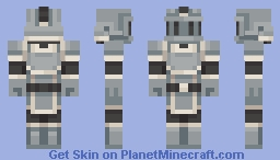 Knight - 12 Days of Skins Minecraft Skin