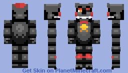 Lefte / L.E.F.T.E | FNaF 6 Minecraft