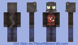 Meowtallica! Minecraft Skin