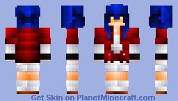 Mira-dxd Minecraft Skin