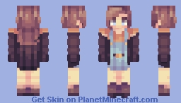 Miss Believer Minecraft Skin
