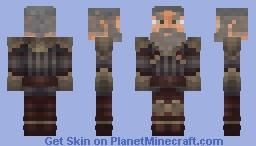 Old Viking Warrior