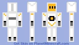 UB Funkey Rastro Minecraft Skin