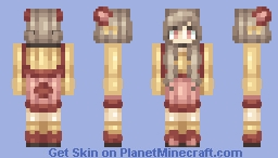 Unbearable Minecraft Skin