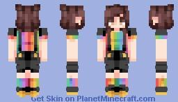 ⊗ [Chabilulu] ⊗ Request for Siinder ! ⊗ Minecraft Skin