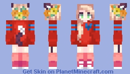 -=If you read the description..=- Minecraft Skin