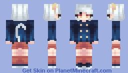 Neferpitou Hunter Hunter (Pitou's Request) Minecraft Skin