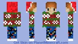 Chibi X-Mas (skin) Minecraft Skin