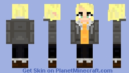 wonder who this ugly thing could be Minecraft Skin