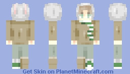 last Christmas, I gave you my heart ... Minecraft Skin