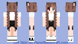 ~F Æ D E~ Minecraft Skin