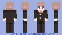 request! Minecraft Skin