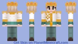 commission -obscxura Minecraft Skin