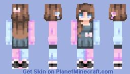 ☆ βενεℜℓγ ☆  Dερℜανιτγ  ☾ Minecraft Skin