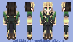 Loki | Marvel Minecraft Skin