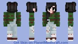 Christmas Vibes!!~ Minecraft Skin