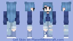 αℓυηα ¢σηησя ☆ σ¢ ☯ Minecraft Skin