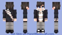 Steve Harrington | Stranger Things ( Request! ) Minecraft Skin