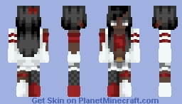 But You're All that I've Been Dreaming of, this is Not Another Song About Love~ Minecraft Skin