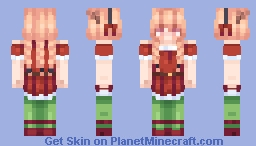 What I want for christmas... Minecraft Skin