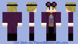 11th Doctor inspired skin (Doctor Who) Minecraft Skin