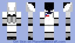2020 Space Dude Minecraft Skin