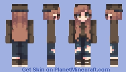 Dark Queen Minecraft Skin