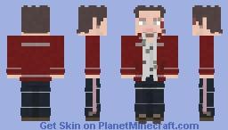 Tyler Durden | Fight Club | 1999 Minecraft Skin