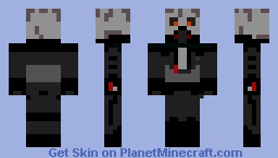 Star Wars: Darth Malgus Minecraft Skin