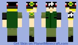 US Military Police, Vietnam War Minecraft