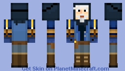 Vos (Minecraft Story Mode)
