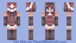 can I have your picture so I can show santa what I want for christmas? Minecraft Skin