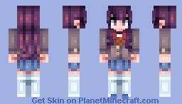 Yuri (All outfits) Minecraft Skin