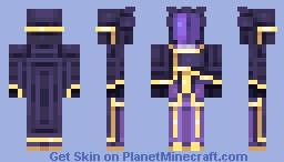 zero ゼロ Minecraft Skin