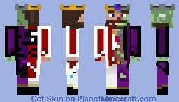 "corupted me  ""Light vs Darkness"" - Skin Contest Minecraft Skin"