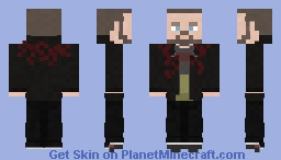 Jesse Pinkman / Breaking Bad / Confessions Minecraft Skin
