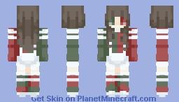∽ Happy Holidays ∽ Minecraft Skin
